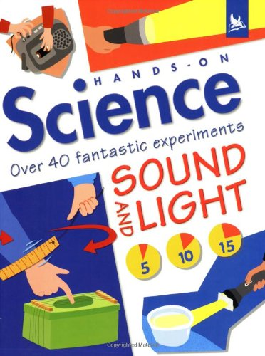 9780753402719: Sound and Light (Hands on Science)