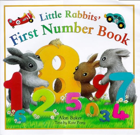 9780753402887: Little Rabbit's First Number Book