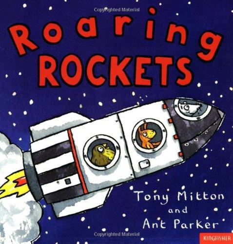 9780753403518: Roaring Rockets (Amazing Machines)