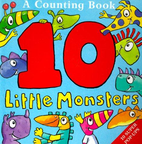 9780753404522: 10 Little Monsters