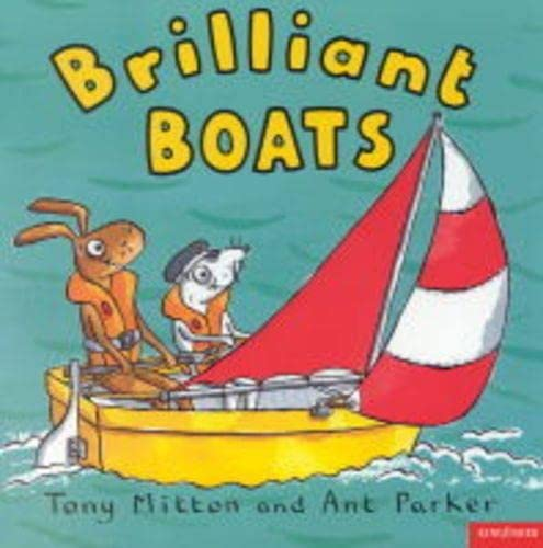 9780753406076: Amazing Machines: Brilliant Boats