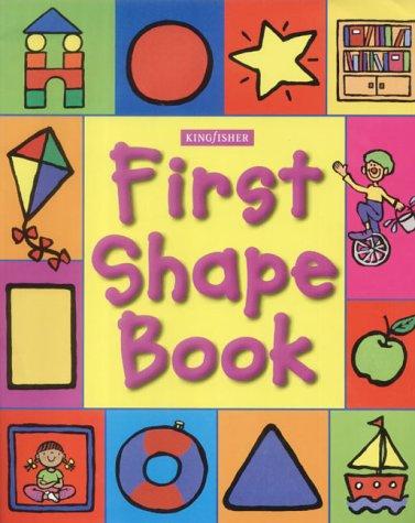 First Shape Book: Ann Montague-Smith