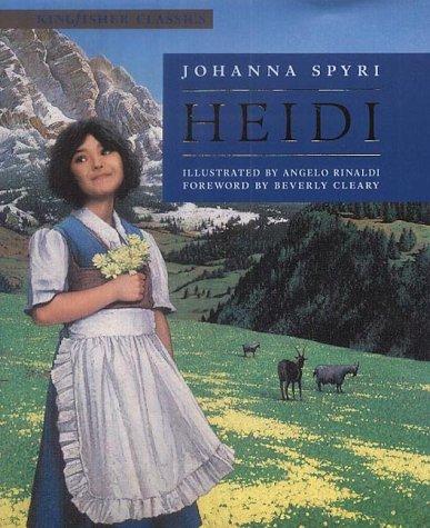 9780753407288: Heidi (Kingfisher classics)