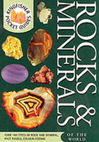 Rocks and Minerals (Kingfisher Pocket Guides) (0753407450) by Cook; Kirk