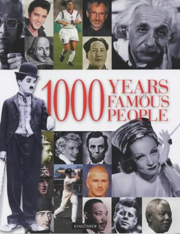 1000 Years of Famous People (Reference)