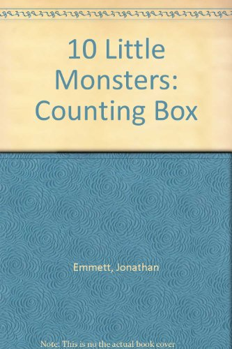 9780753407820: 10 Little Monsters: Counting Box
