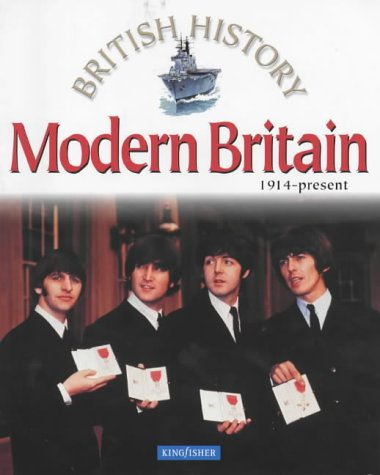 Modern Britain 1914 - Present (British History): Harrison, James (Edited By.)