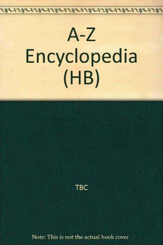 A-Z Encyclopedia (HB): TBC