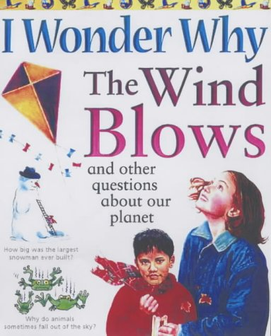 9780753408933: I Wonder Why the Wind Blows and Other Questions About Our Planet (I Wonder Why Series) (I Wonder Why Series)