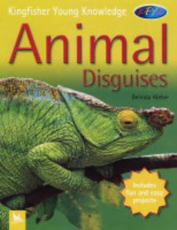 9780753409213: Animal Disguises (Kingfisher Young Knowledge)