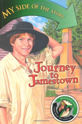 9780753409732: Journey to Jamestown (My Side of the Story)