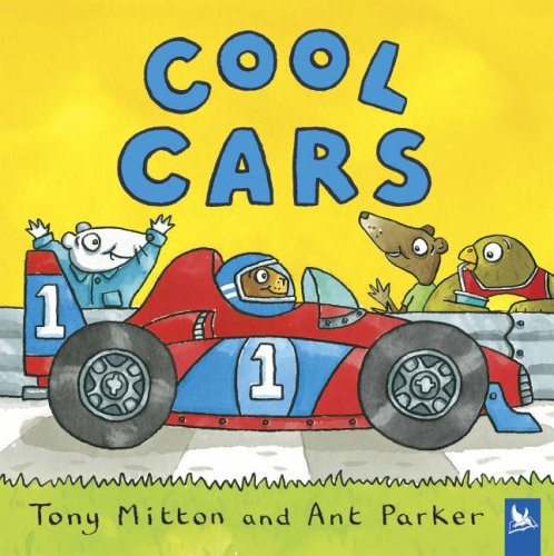 9780753410059: Cool Cars (Amazing Machines)