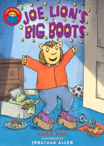 9780753410349: Joe Lion's Big Boots (I Am Reading)