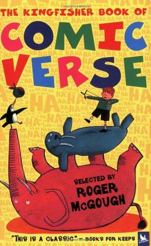 9780753410592: The Kingfisher Book of Comic Verse