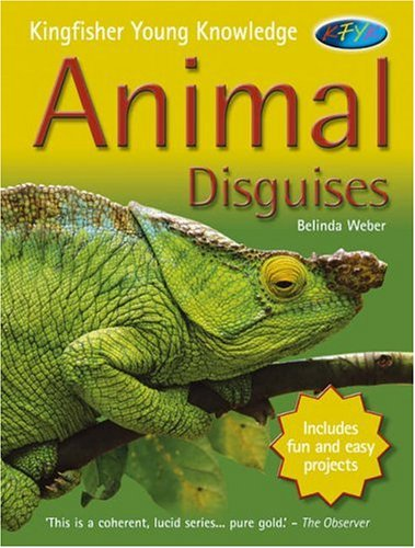 9780753410608: Animal Disguises (Kingfisher Young Knowledge)