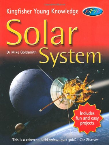 9780753410622: Solar System (Kingfisher Young Knowledge)