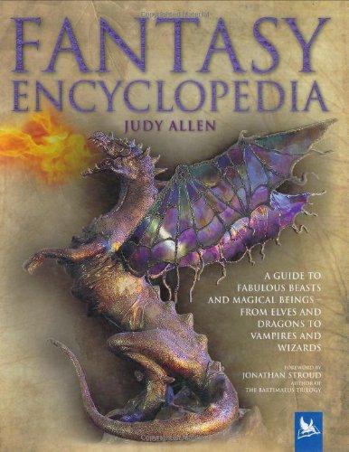 9780753410875: Fantasy Encyclopedia