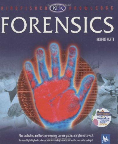 9780753411131: Forensics (Kingfisher Knowledge)