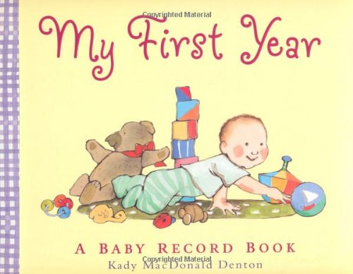 9780753411476: My First Year: A Baby Record Book