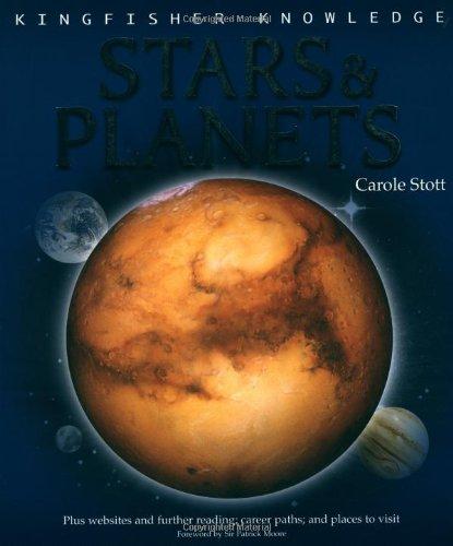 KFK Stars and Planets (Kingfisher Knowledge): Stott, Carole