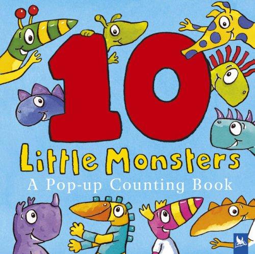 9780753412404: Ten Little Monsters