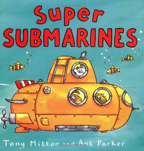 9780753412695: Super Submarines (Amazing Machines)