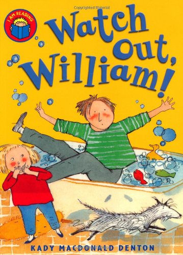 9780753413203: Watch Out, William