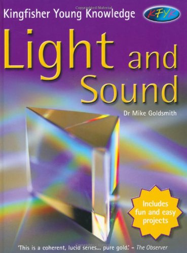 9780753413777: Light and Sound (Kingfisher Young Knowledge)