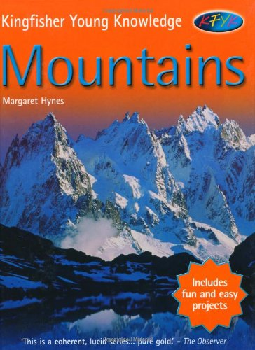 9780753413784: Mountains (Kingfisher Young Knowledge) (Kingfisher Young Knowledge)