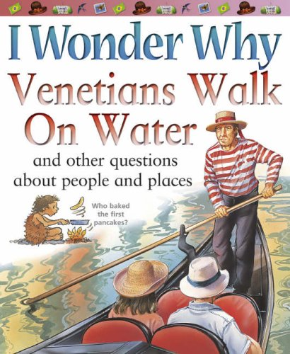 I Wonder Why Venetians Walk on Water: Author Not Stated