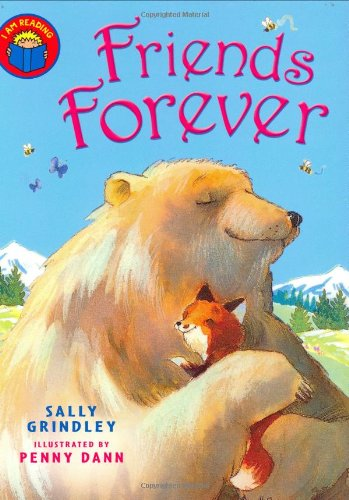 Friends Forever (I Am Reading): Grindley, Sally