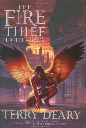 9780753414705: The Fire Thief Fights Back