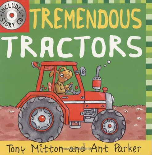 9780753414910: Tremendous Tractors (Amazing Machines)