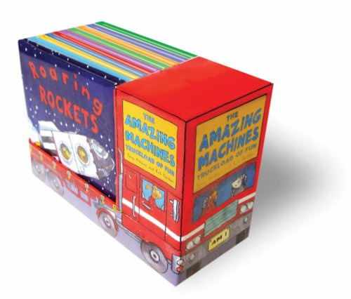 9780753415009: The Amazing Machines: Truckload of Fun (Amazing Machines) [Box set]