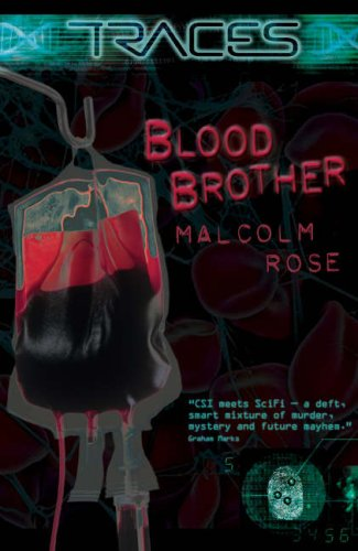 9780753415412: Blood Brother (Traces)