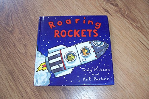 9780753415979: Roaring Rockets (Amazing Machines) (Amazing Machines)
