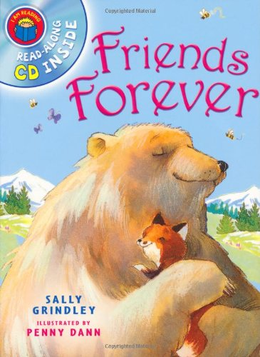 Friends Forever (I am Reading) + CD: Sally Grindley