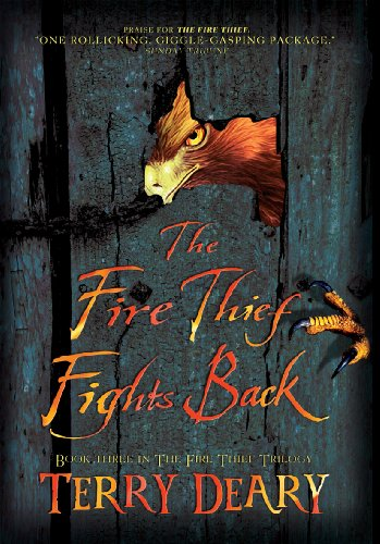 9780753417010: The Fire Thief Fights Back