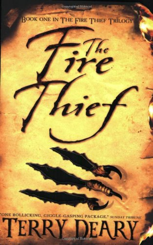 9780753417027: The Fire Thief