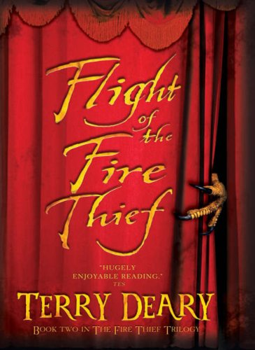 9780753417034: Flight of the Fire Thief