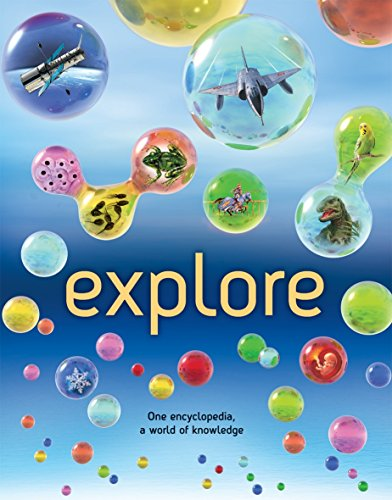 Explore (Hardcover): Mike Goldsmith