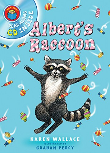 9780753417669: I Am Reading with CD: Albert's Raccoon (I Am Reading (Paperback))