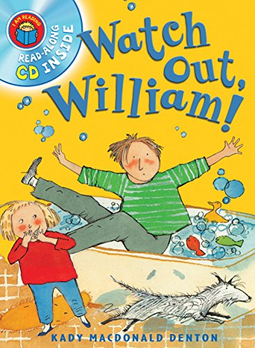 9780753417683: I Am Reading with CD: Watch Out  William!