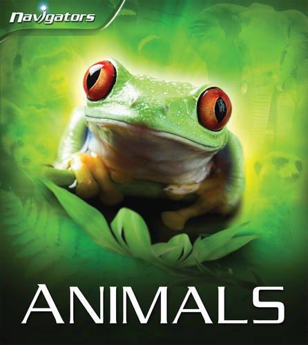 9780753418017: Animals (Navigators)