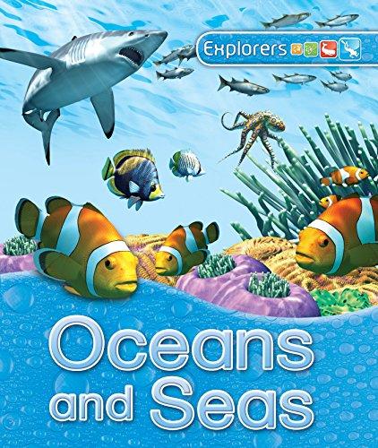 9780753418987: Explorers Oceans and Seas