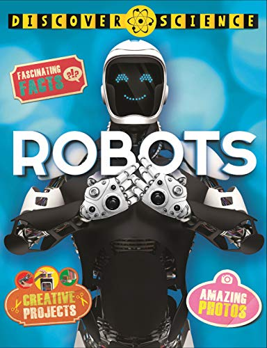9780753419410: Discover Science: Robots