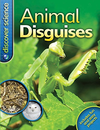 9780753430040: Discover Science: Animal Disguises