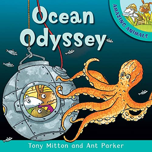 9780753430064: Amazing Animals: Ocean Odyssey