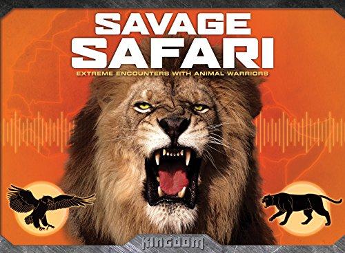 9780753430156: Kingdom: Savage Safari