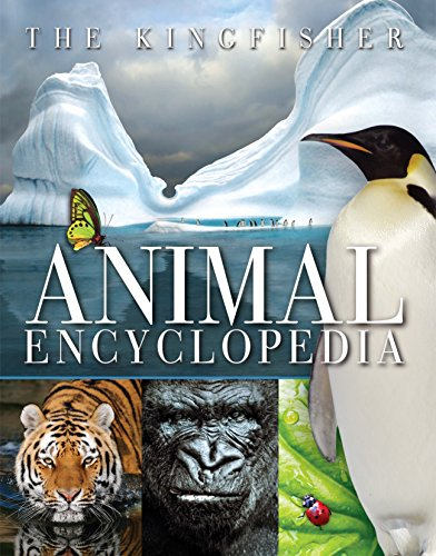 9780753430286: Kingfisher Animal Encyclopedia
